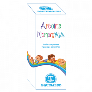 Arcoiris Memory Kids 250 ml.