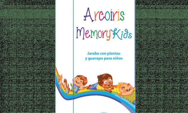 Arcoiris Memory Kids