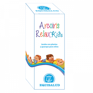 Arcoiris Relax Kids 250 ml.