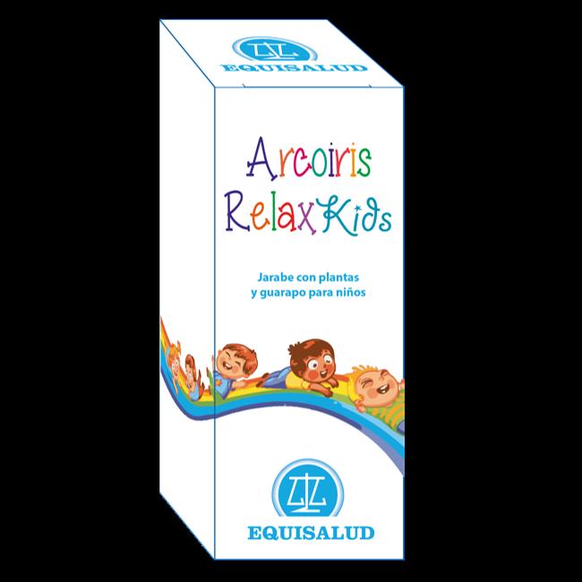 Arcoiris Relax Kids 250 ml.