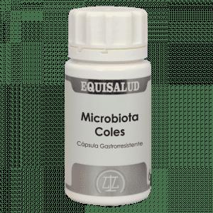Microbiota Coles 60 cápsulas