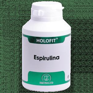Holofit Espirulina 180 cápsulas