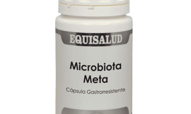 Microbiota Meta 60 cápsulas