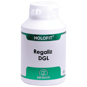 Holofit Regaliz DGL 180 cápsulas