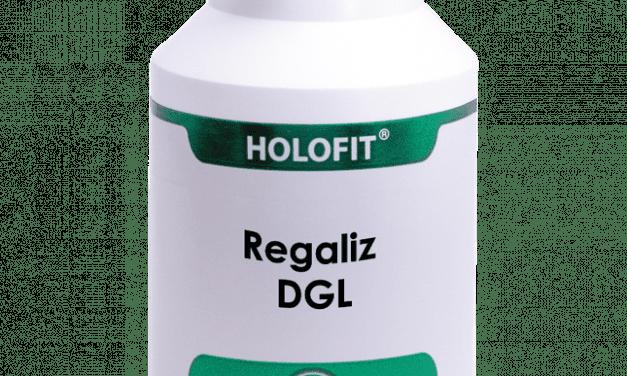 Holofit® Regaliz DGL 180 cápsulas