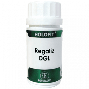 Holofit Regaliz DGL 50 cápsulas