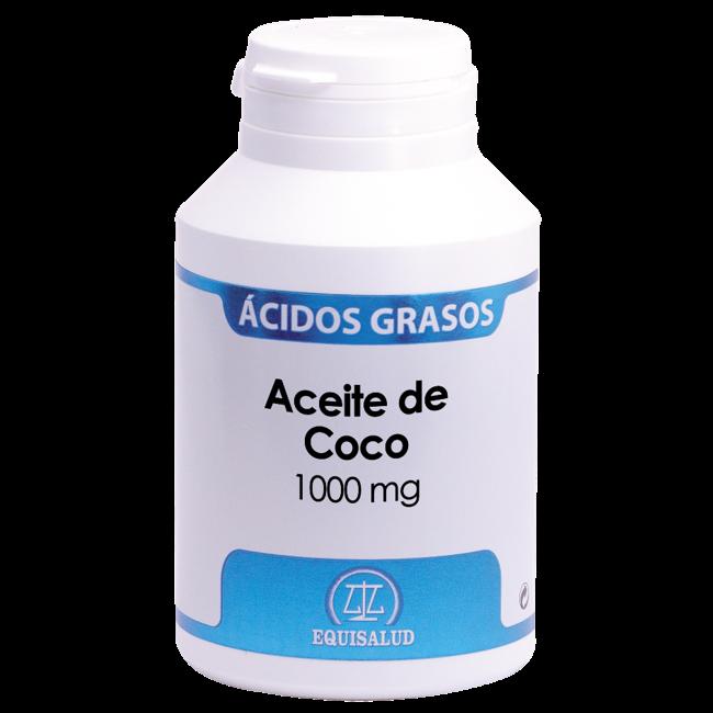 Aceite de Coco 120 cápsulas
