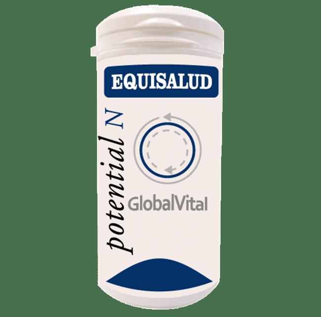 GlobalVital 60 cápsulas