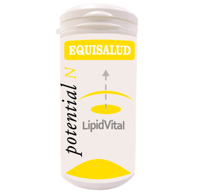 LipidVital 60 cápsulas