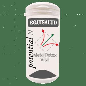 MetalDetoxVital 90 cápsulas
