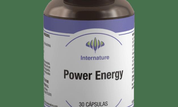 Power Energy 30 cápsulas