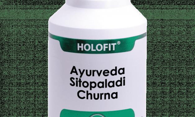 Ayurveda Sitopaladi churna 180 cápsulas