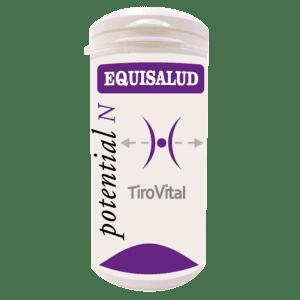 TiroVital 60 cápsulas