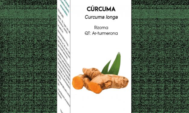 Bio Essential Oil Cúrcuma