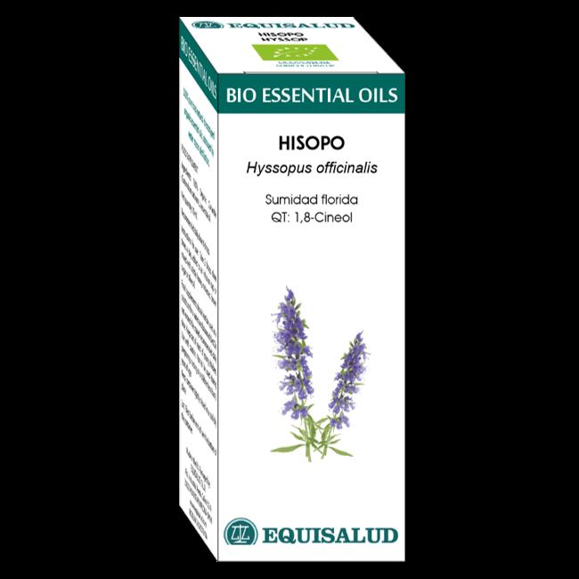 Bio Essential Oil Hisopo