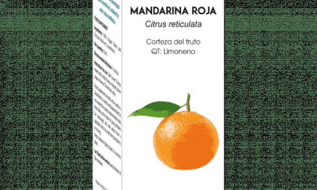 Bio Essential Oil Mandarina Roja
