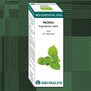 Bio Essential Oil Pachuli