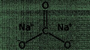 Carbonato sódico