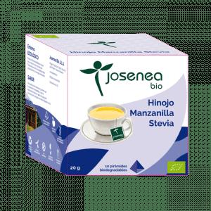 Hinojo-Manzanilla-Stevia BIO