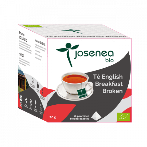 Té English Breakfast BIO
