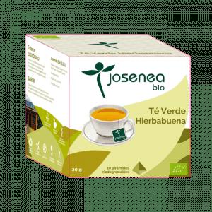 Té Verde - Hierbabuena BIO