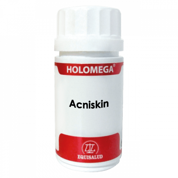 Holomega Acniskin 50 cápsulas