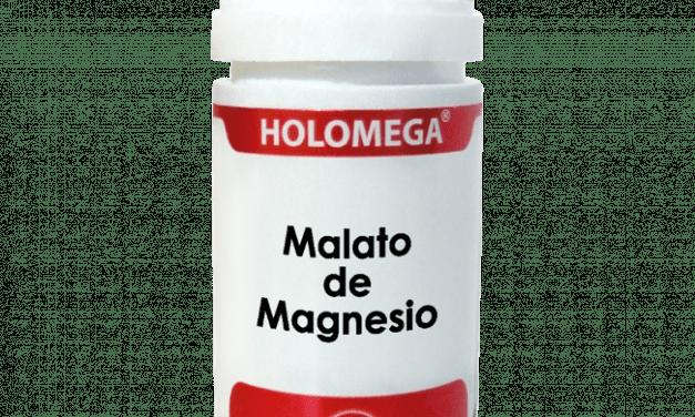 Holomega Malato de Magnesio 50 cápsulas