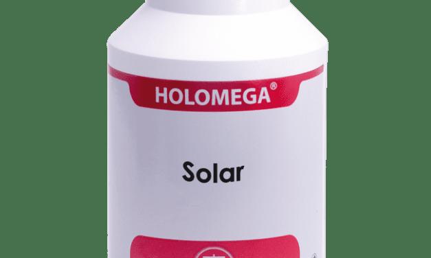 Holomega Solar 180 cápsulas