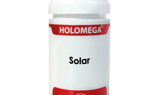 Holomega Solar 50 cápsulas