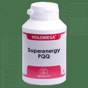 Holomega Superenergy PQQ 180 cápsulas