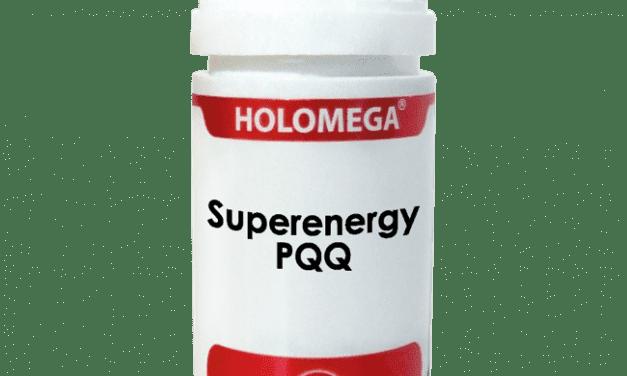 Holomega Superenergy PQQ 50 cápsulas
