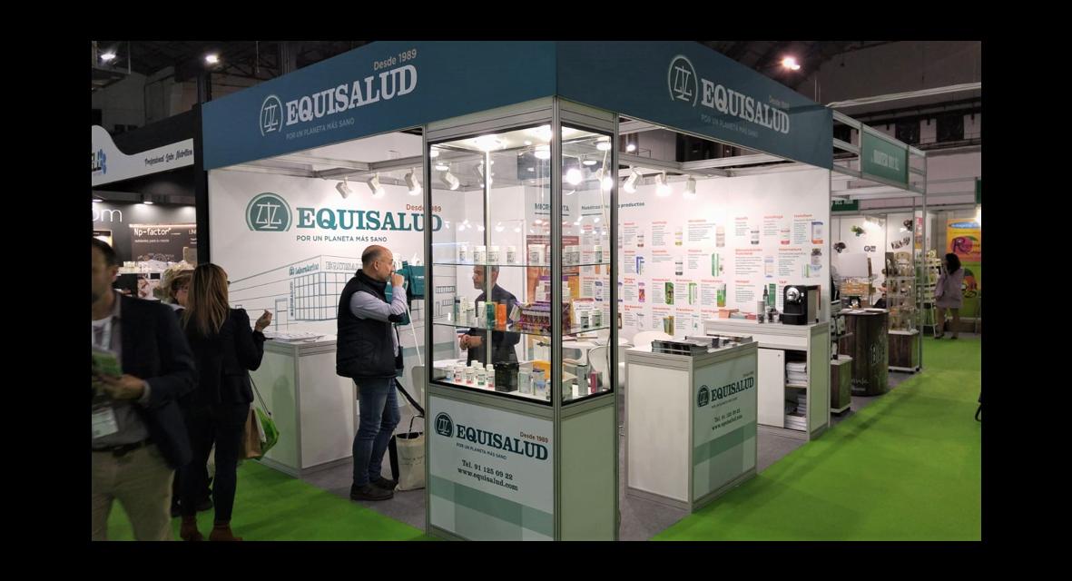 Equisalud en Eco Salud 2019