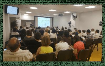 «Micronutrición Funcional: restaura el equilibrio natural del organismo» en Madrid