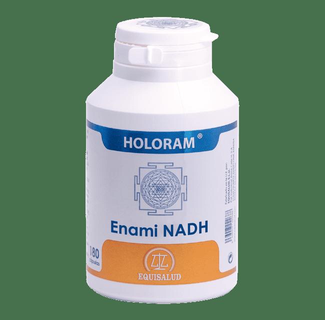 HoloRam® Enami NADH 180 cápsulas