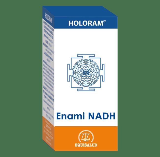 HoloRam® Enami NADH 60 cápsulas