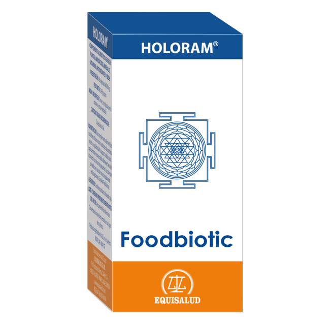 HoloRam® Foodbiotic 60 cápsulas