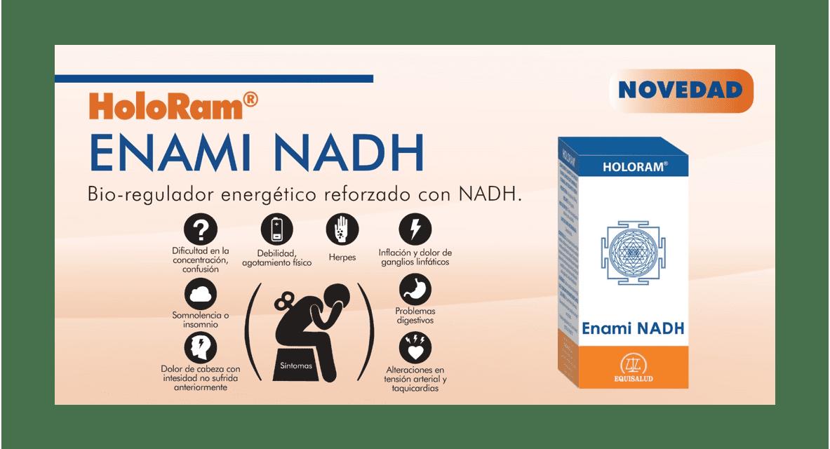 Conozca el nuevo HoloRam Enami NADH
