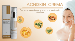 creatividad acniskin crema