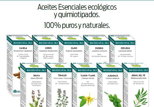 Catálogo Bio Essential Oils