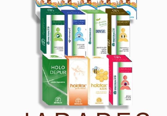 Catálogo Jarabes