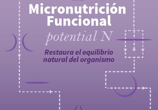 Catálogo Micronutrición Funcional – Potential N