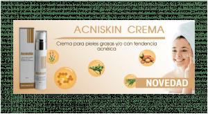 banner acniskin crema