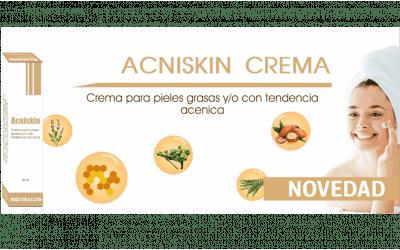 Nueva Acniskin Crema: el apoyo natural contra el acné