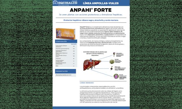 Ficha técnica Anpahi Forte
