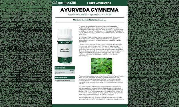 Ficha técnica Ayurveda Gymnema