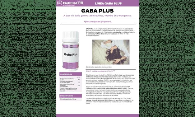 Ficha técnica Aminoácidos GABA Plus