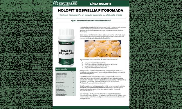 Ficha técnica Holofit Boswellia Fitosomada