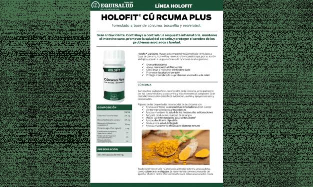 Ficha técnica Holofit Cúrcuma Plus