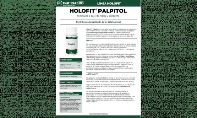 Ficha Técnica Holofit Palpitol