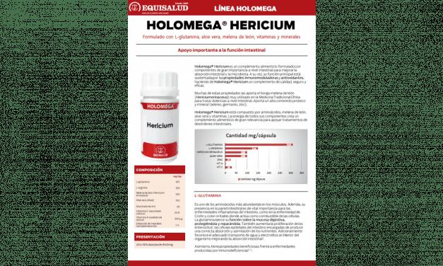 Ficha Técnica Holomega Hericium